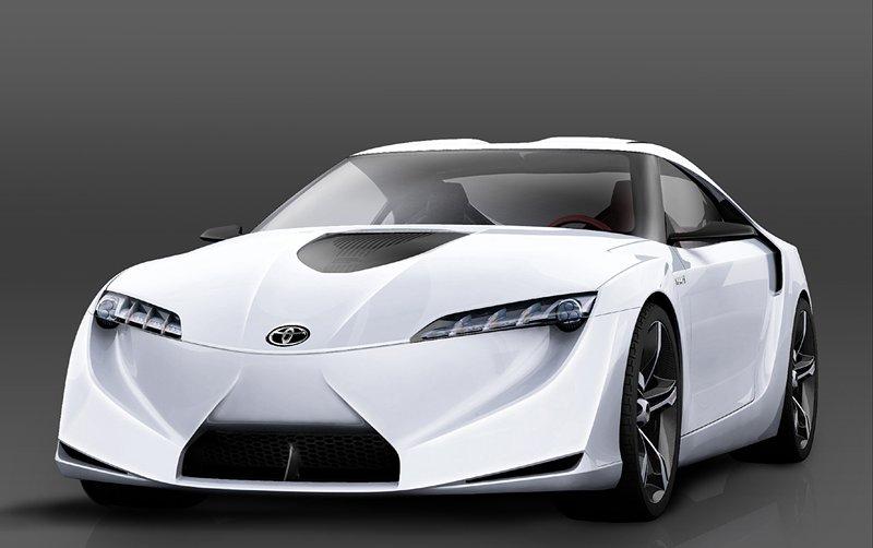 Toyota Supra: už se o ní zase mluví: - fotka 9