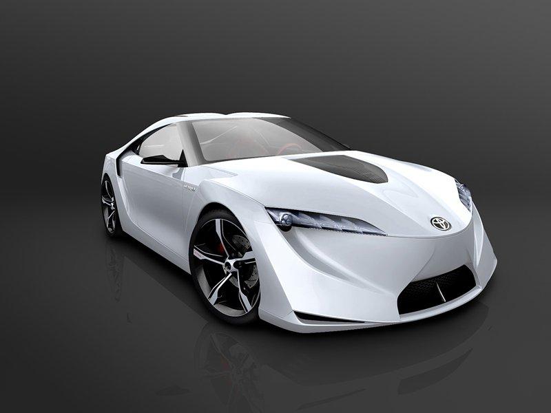Toyota Supra: už se o ní zase mluví: - fotka 10