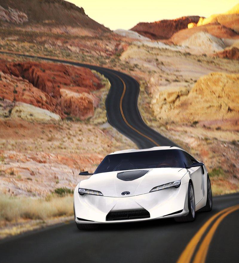 Toyota Supra: už se o ní zase mluví: - fotka 13