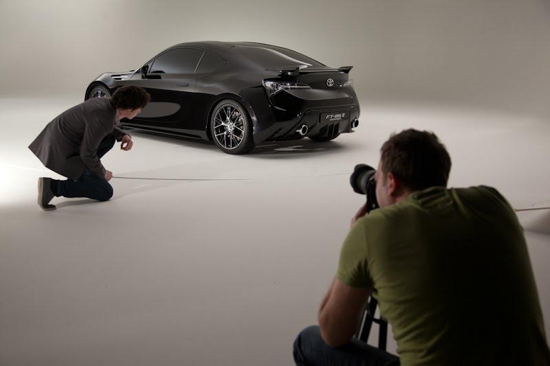 Toyota FT-86: potvrzen motor, převodovky a samosvor: - fotka 40