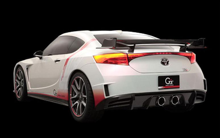 Toyota vytváří vlastní sportovní divizi G Sports: - fotka 9