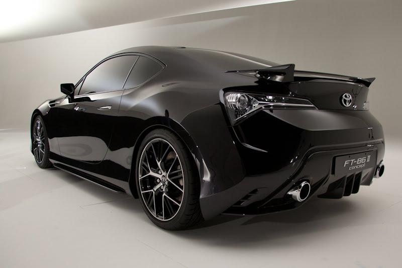 Toyota FT-86: potvrzen motor, převodovky a samosvor: - fotka 45