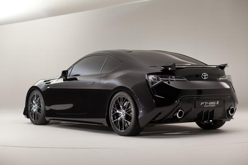 Toyota FT-86: potvrzen motor, převodovky a samosvor: - fotka 46