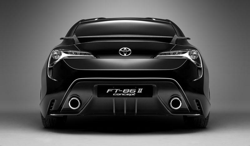 Toyota FT-86: potvrzen motor, převodovky a samosvor: - fotka 51