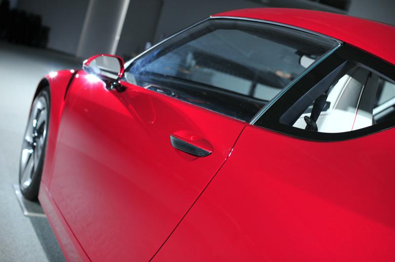 Toyota FT-86 se chystá do Ženevy: - fotka 24