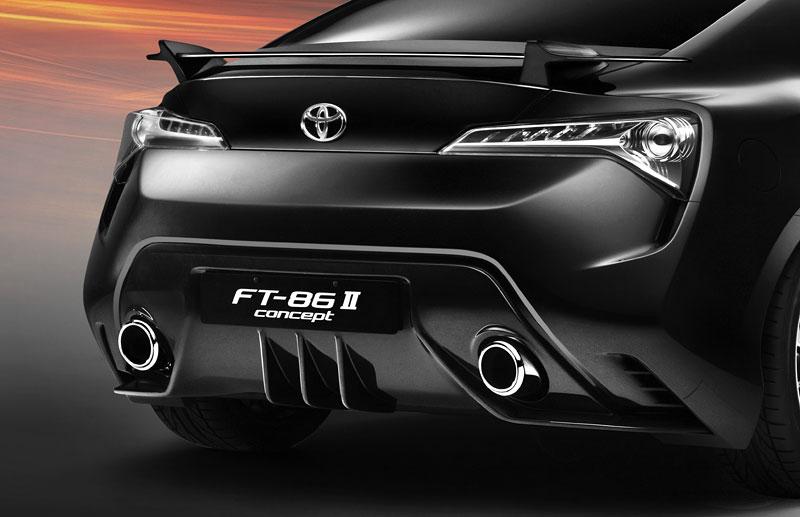 Toyota FT-86: potvrzen motor, převodovky a samosvor: - fotka 53
