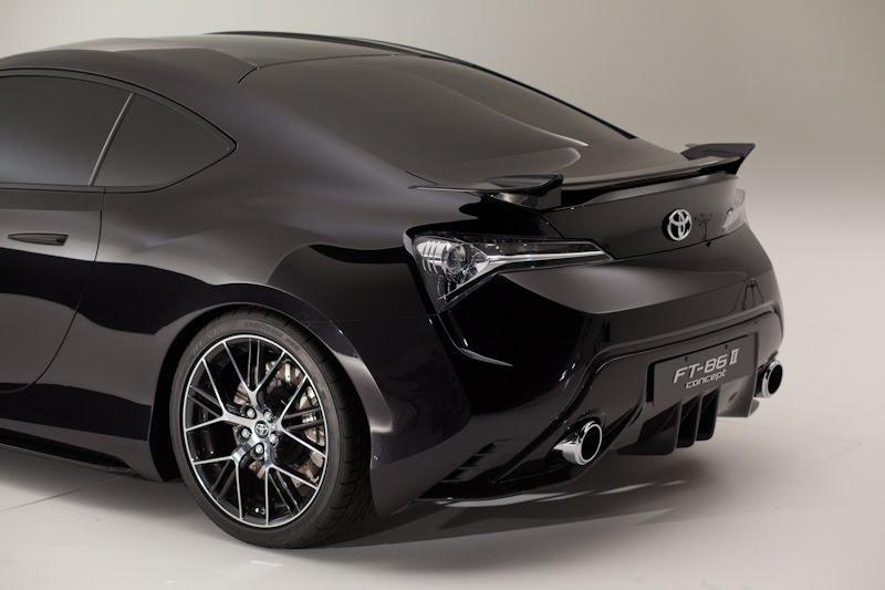Toyota FT-86: potvrzen motor, převodovky a samosvor: - fotka 57