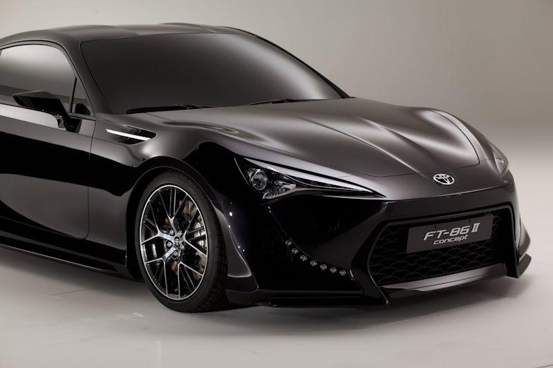 Toyota FT-86: potvrzen motor, převodovky a samosvor: - fotka 58
