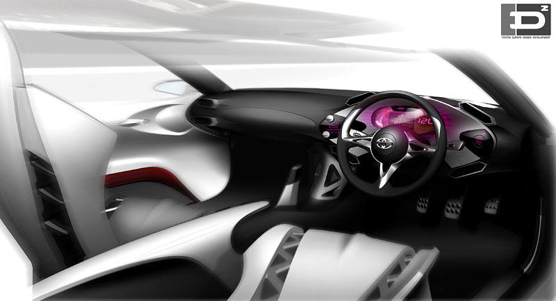 Toyota FT-86: další evoluční stupeň do Ženevy: - fotka 43