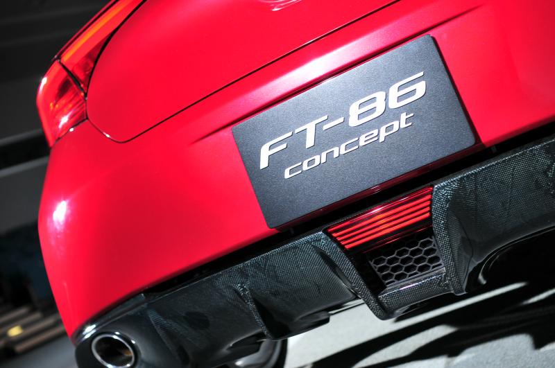 Toyota FT-86 asi nebude FT-86: - fotka 40