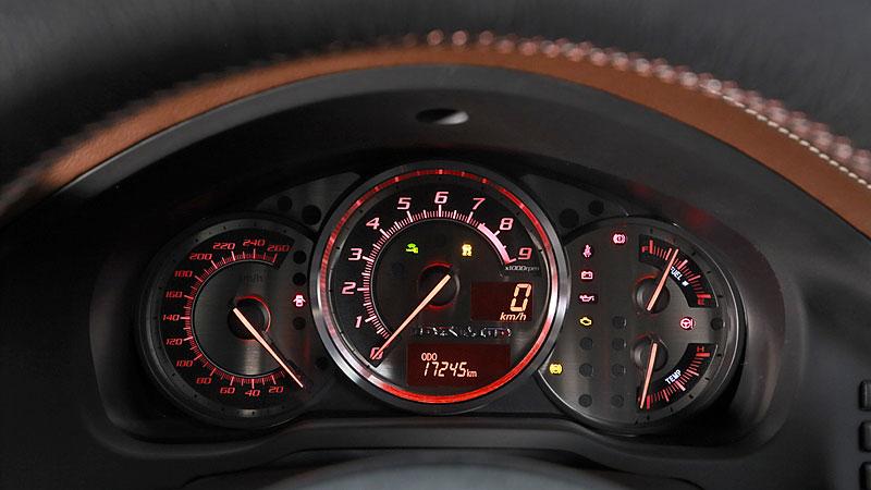 DAMD 86 Vantage: Hachi-roku ve stylu Aston Martinu: - fotka 3