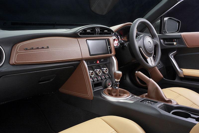 DAMD 86 Vantage: Hachi-roku ve stylu Aston Martinu: - fotka 4