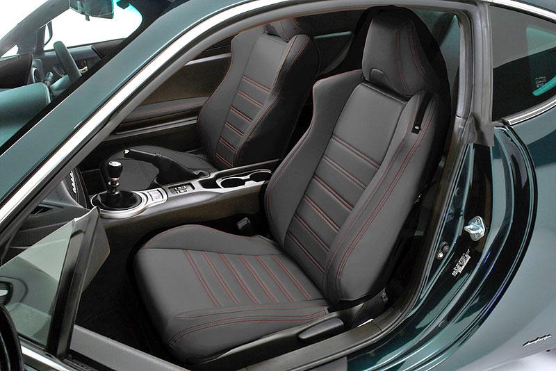 DAMD 86 Vantage: Hachi-roku ve stylu Aston Martinu: - fotka 8