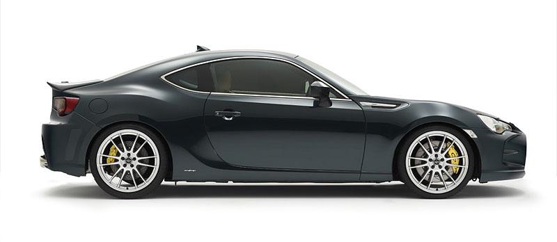 DAMD 86 Vantage: Hachi-roku ve stylu Aston Martinu: - fotka 16