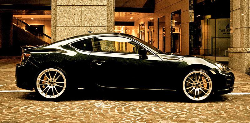 DAMD 86 Vantage: Hachi-roku ve stylu Aston Martinu: - fotka 17