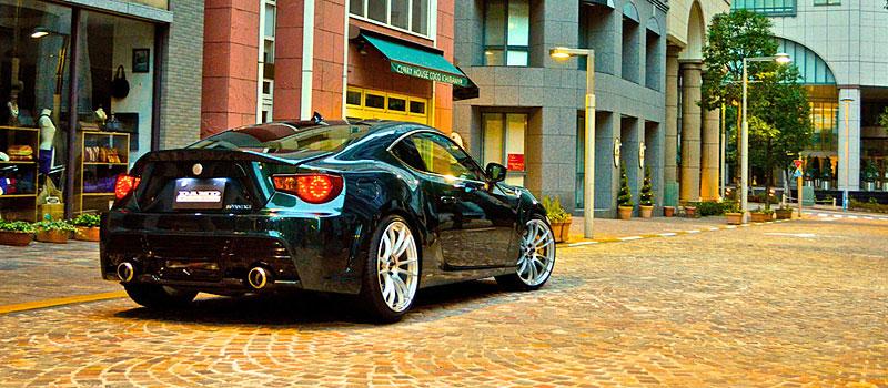 DAMD 86 Vantage: Hachi-roku ve stylu Aston Martinu: - fotka 19