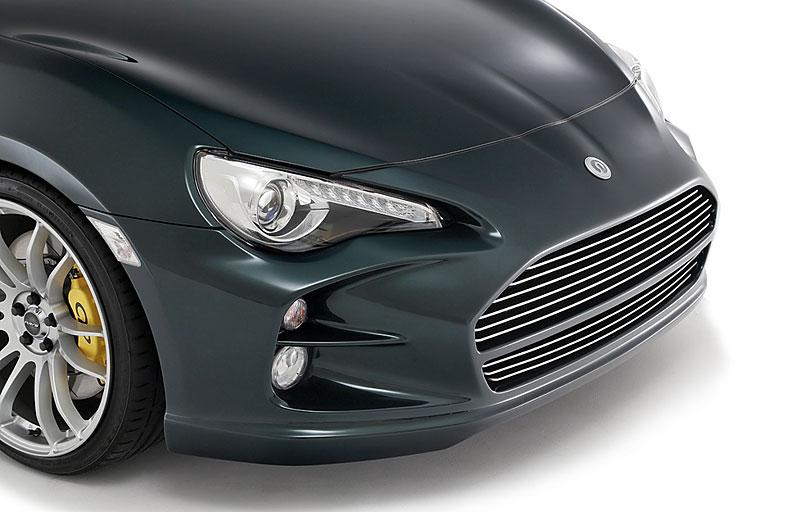 DAMD 86 Vantage: Hachi-roku ve stylu Aston Martinu: - fotka 26