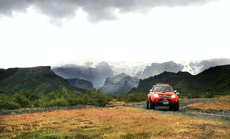 Toyota Hilux Arctic Truck AT38: vzhůru na severní pól: - fotka 2