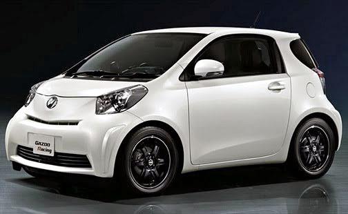 Toyota iQ by Gazoo: malej ale šikovnej: - fotka 6