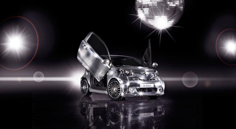 Toyota iQ Disco: mobilní diskotéka: - fotka 3