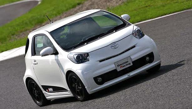 Toyota iQ by Gazoo: malej ale šikovnej: - fotka 9