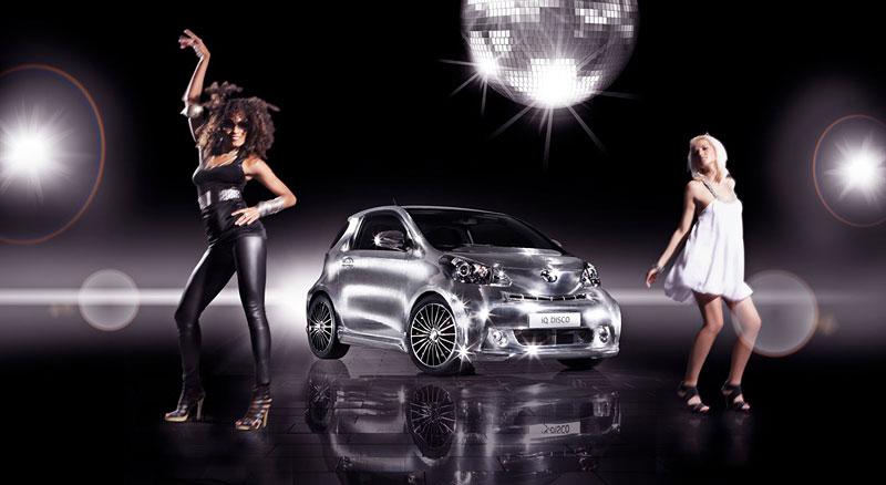 Toyota iQ Disco: mobilní diskotéka: - fotka 5