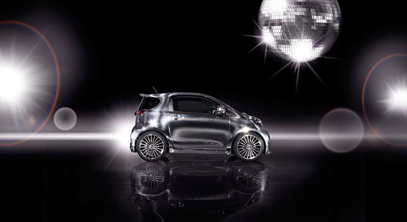 Toyota iQ Disco: mobilní diskotéka: - fotka 6