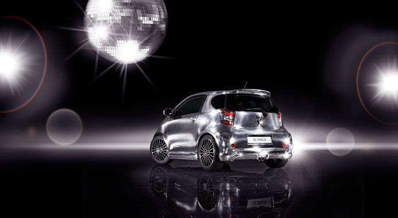 Toyota iQ Disco: mobilní diskotéka: - fotka 7