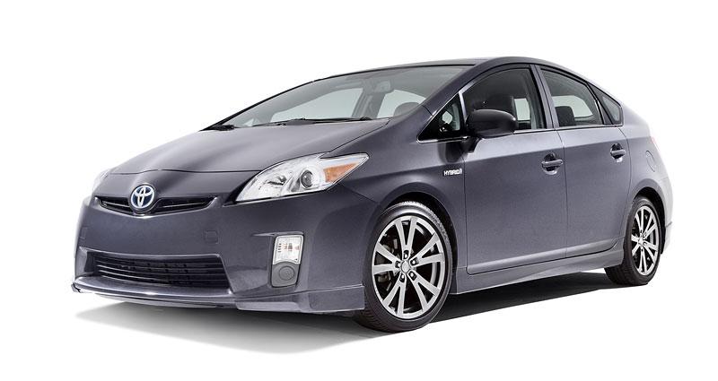 SEMA 2010: Toyota Prius, jak ji neznáme: - fotka 8