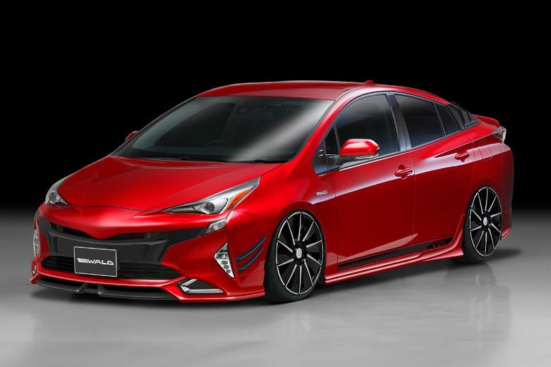 Toyota Prius Wald: Beránek ve vlčím rouše: - fotka 1