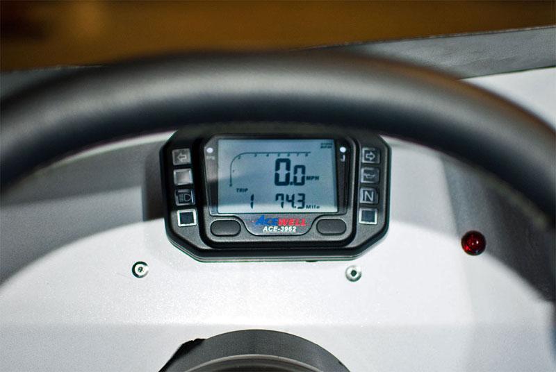 Epic Torq EV a Amp EV: zábava na baterky: - fotka 27