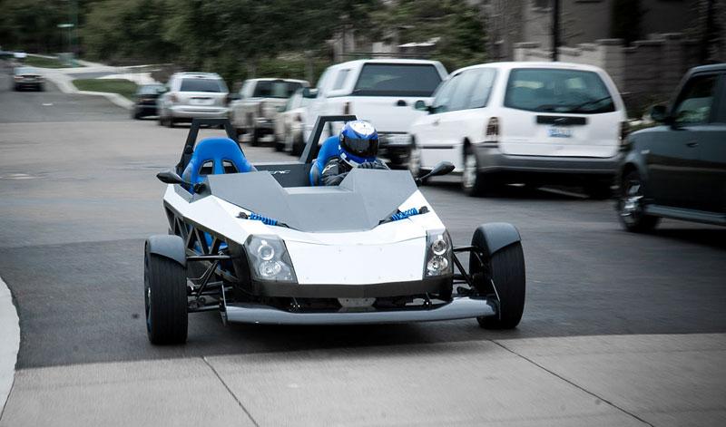 Epic Torq EV a Amp EV: zábava na baterky: - fotka 43
