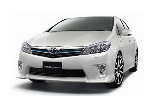 Toyota Sai Hybrid: sportovní styl od divize TRD: - fotka 1