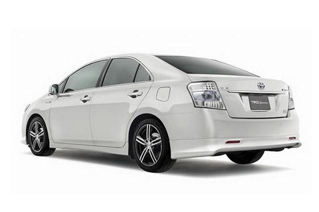 Toyota Sai Hybrid: sportovní styl od divize TRD: - fotka 2