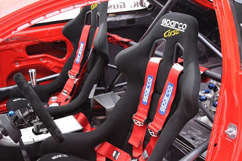 Scion pro závody v driftování: - fotka 7
