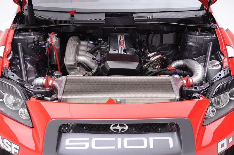Scion pro závody v driftování: - fotka 21