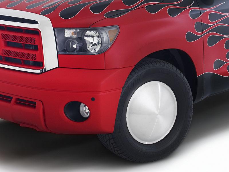 Toyota Tundra Hot Rod: retro vzhled pro pick-up: - fotka 4