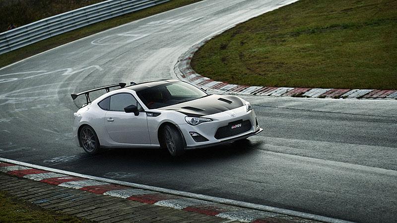 Toyota 86 GRMN: Stovka mistrů Nürburgringu pro Nippon: - fotka 6