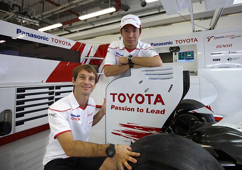 Také Toyota letos odchází z F1: - fotka 4