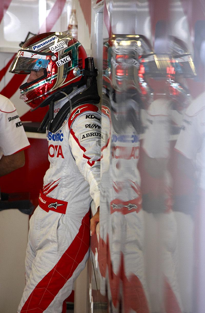 Také Toyota letos odchází z F1: - fotka 8