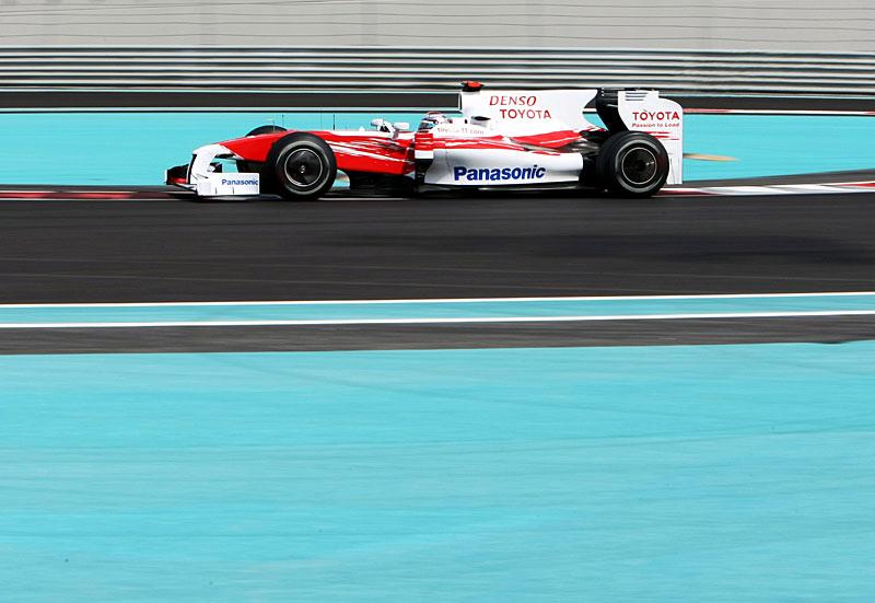 Také Toyota letos odchází z F1: - fotka 17