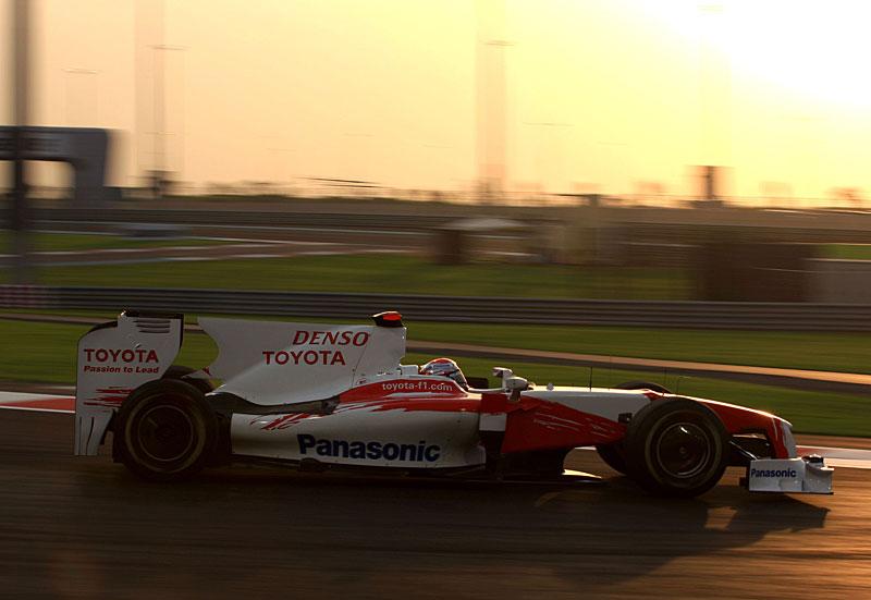 Také Toyota letos odchází z F1: - fotka 19