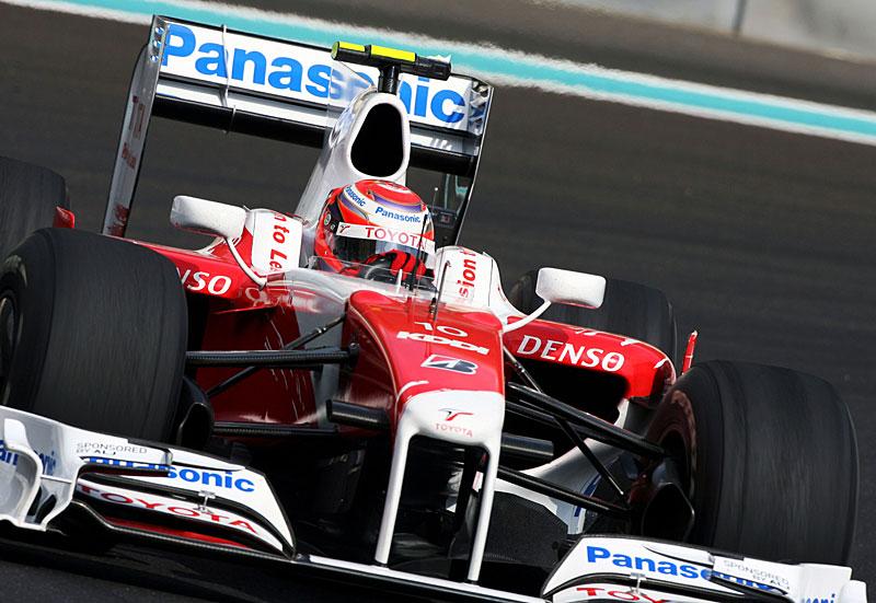 Také Toyota letos odchází z F1: - fotka 24