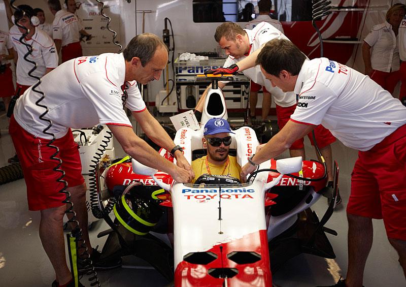 Také Toyota letos odchází z F1: - fotka 26