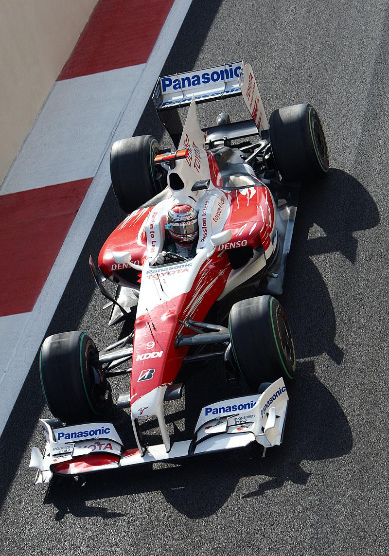 Také Toyota letos odchází z F1: - fotka 29