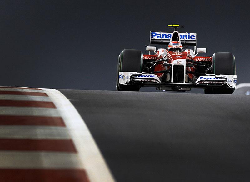 Také Toyota letos odchází z F1: - fotka 34