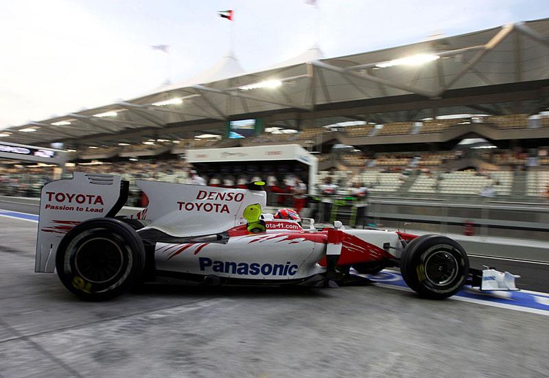 Také Toyota letos odchází z F1: - fotka 36