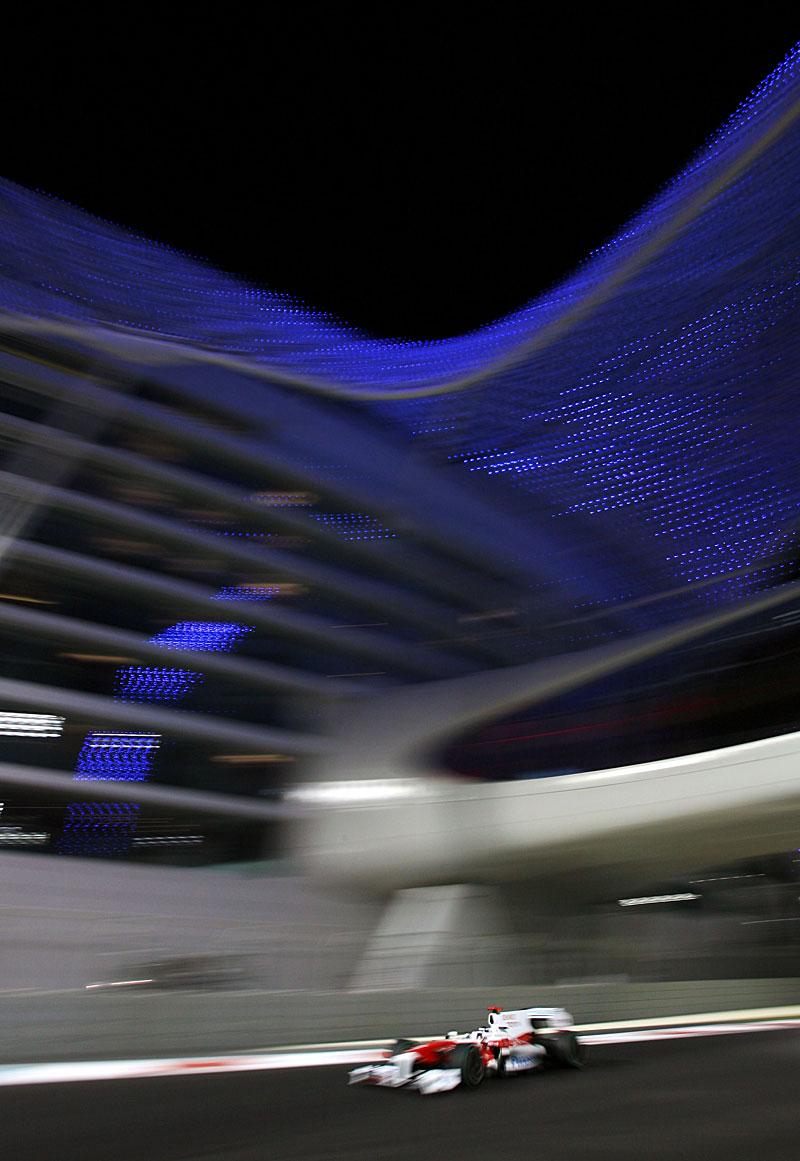 Také Toyota letos odchází z F1: - fotka 37