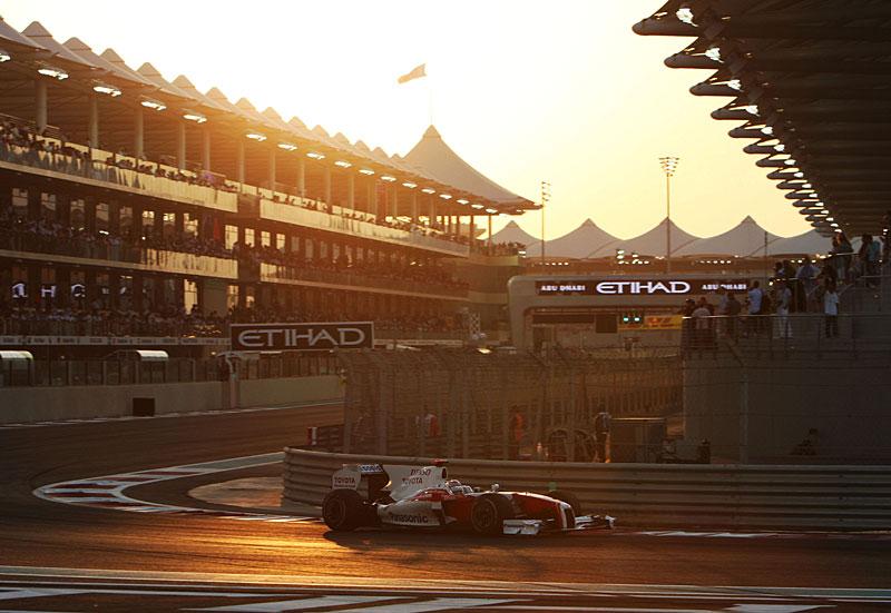 Také Toyota letos odchází z F1: - fotka 38