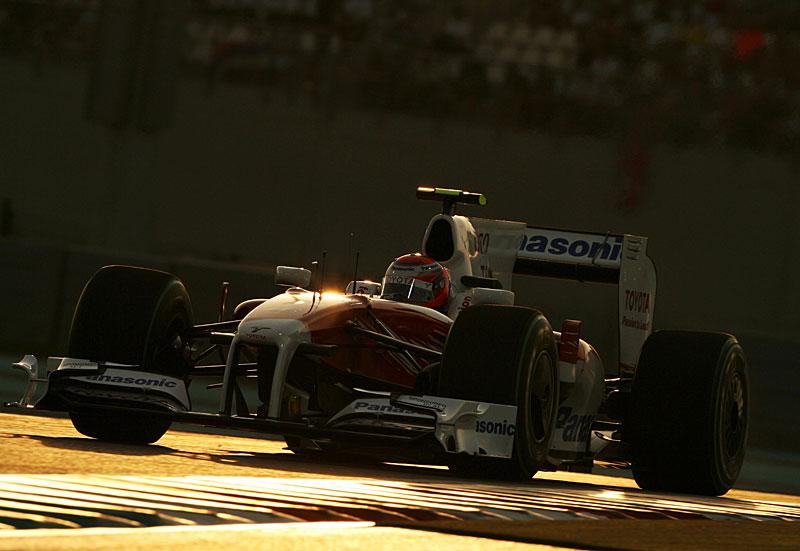 Také Toyota letos odchází z F1: - fotka 42